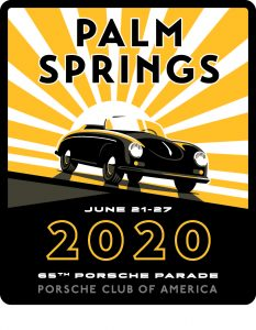Porsche Parade 2020 @ La Quinta Resort & Club