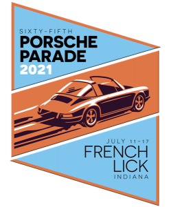 Porsche Parade 2021 @ French Lick, IN